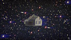 jtds (woodcum) Tags: house space cosmos cosmic stars galaxy flight spin surreal retro vintage gif gifanimation animation animated