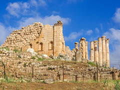 LR Jordan 2017-4240047 (hunbille) Tags: jordan jerash roman city temple zeus templeofzeus