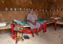 Saudi man sit insidea traditional house, Red Sea, Farasan, Saudi Arabia (Eric Lafforgue) Tags: adult arabia architecture bed colorimage decoration display enamel farazan farsan fulllenght furniture hanging heritage home homeinterior horizontal house indoors interior ksa lookingatcamera males man men middleeast middleeastern oneadultonly onemanonly oneperson ornate photography plates redsea saudiarabia saudi180854 tihama tihamah tradition traditional traveldestinations typical