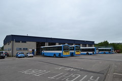 Translink Ulsterbus Ballymena Depot (Will Swain) Tags: ballymena 13th june 2018 bus buses transport travel uk britain vehicle vehicles county country ireland irish city centre north northern williamsdigitalcamerapics101