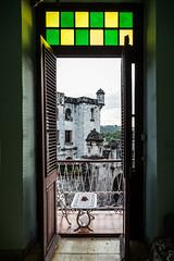 view from our room (aprilpix) Tags: hostalbalcóncuba architecture building cityscape cuba cubaroadtrip havana oldtown urban