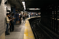 (onesevenone) Tags: onesevenone stefangeorgi newyork newyorkcity city nyc ny america unitedstates eastcoast urban gothamist subway mta unionsquare 14thst platform