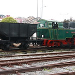 Locomotora Jung Santa Bárbara N.111