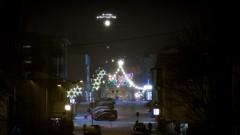 Christmas street in the storm (Linus_west) Tags: karis karjaa linus westerlund jul joulu raseborg