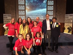 Solving Our Climate Change Crisis Town Hall