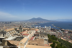 Naples & Vesuvius (www.chriskench.photography) Tags: naples napoli italy italia europe travel volcano cityscape nikon d700 kenchie wwwchriskenchphotography