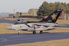 ZD716 (Ian.Older) Tags: panavia tornado gr4 zd716 dh 31sqn goldstars marham raf military jet bomber aircraft fang flight