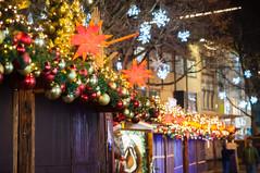 German Christmas Market [Explore] (Baker_1000) Tags: 2018 bristol christmas market christmasmarket germanmarket german germanchristmasmarket broadmead night autumn longexposure nikond90 nikon d90 raw