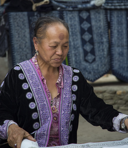 B25A1234 Hill Tribe Resident - Chiang Mai, Thailand