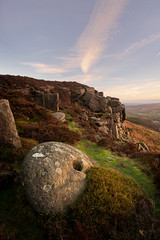 Bamford Millstone (m00chas) Tags: millstone bamfordedge bamford derbyshire landscape landscapes canon6dmkii canon1740mm
