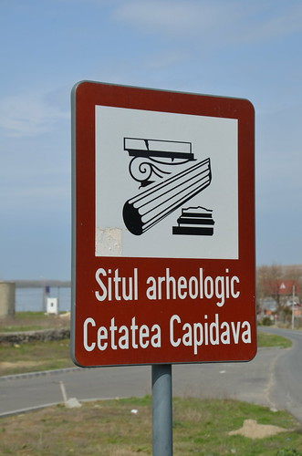Castrum Capidava, Moesia Inferior, Romania