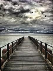 (joerg.brudermanns) Tags: cloudysky walcheren zeeland westkapelle