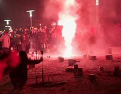 Fireworks 2018 (Samer Farha) Tags: fireworks iceland reykjavik halligrimskirkja canon 7d