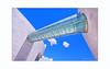 follow the clouds . . . (photoarchiv65) Tags: sky blue bridge clouds brightlight architecture art 4