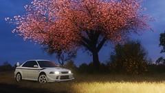 Evo VI TME (nuvoIari) Tags: forzamotorsport horizon4 videogame mitsubishi lancer evo vi tme rally car