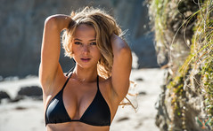 Beautiful Homer's Iliad Helen Swimsuit Bikini Surf Girl Malibu Beach Model! Nikon D800 Surf Lifestyle Portrait Headshots Photoshoot! Gorgeous Blonde Hair Green Eyes Tall Fit Fitness Model Long Legs Abs 45EPIC dx4/dt=ic AF-S NIKKOR 70-200mm f/2.8G ED VR II (45SURF Hero's Odyssey Mythology Landscapes & Godde) Tags: beautiful homers iliad helen swimsuit bikini surf girl malibu beach model nikon d800 lifestyle portrait headshots photoshoot gorgeous blonde hair green eyes tall fit fitness long legs abs 45epic dx4dtic afs nikkor 70200mm f28g ed vr ii