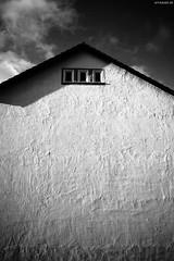 3 windows (KnutAusKassel) Tags: bw blackandwhite blackwhite nb noirblanc monochrome black white schwarz weiss blanc noire blanco negro schwarzweiss architektur architecture building gebäude fenster windows haus house