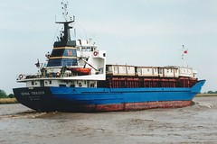 Irina Trader (Goolio60) Tags: ship shipping cargo coaster freighter goole port humber