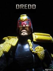 DREDD (THE AMAZING KIKEMAN) Tags: action figures scifi judge dredd 2000ad comic john wagner carlos ezquerra toy biz toybiz