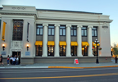 Canadian Pacific Steamship Terminal (Infinity & Beyond Photography: Kev Cook) Tags: canadian pacific steamship terminal building neoclassical architecture columns victoria bc britishcolumbia canada