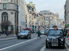 A Walk along the Strand (haberlea) Tags: london strand street taxi londontaxi traffic