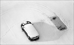 snow_cars_footprints_01_8773497155_o (wvs) Tags: cold frozen night snow toronto ontario canada can