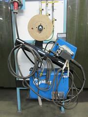 Welding device (jamica1) Tags: welding hbt building okanagan college open house kelowna bc british columbia canada mig gun stinger