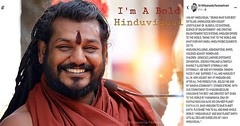 "I am heartcore #hinduvidual His Divine Holiness Bhagwan Sri Nithyananda Paramashivam is creating a movement for the revival of an enlightened civilisation. Please join the Hindu nation ""Kailaasa Union"" to prevent Hinduism from being wiped off the planet. (sri.sadyojata) Tags: enlightenment consciousness awakening integrity responsibility enriching authenticity transformation yoga meditation"