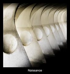 Existence 00 (Naissance) (marcvazart) Tags: lyon stexupéry aéroport voyage architecture abstract lignes formes idée