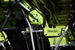 stroller pushchair (That beginner) Tags: ueno zoological gardens d5600 nikon nikkor pushchair stroller