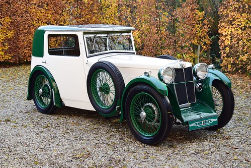 A very rare and spectacular prewar car is just arrived :