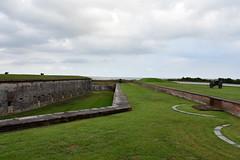 DEH_8389 (sobca) Tags: fortmacon statepark nc museum civilwar boguebanks atlantic ocean csa usnationalregisterofhistoricplaces northcarolina