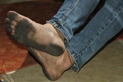 dirty feet - indoor 729 (dirtyfeet6811) Tags: feet soles barefoot dirtyfeet dirtysoles