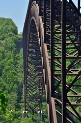 2018 05 12 161 New River Gorge, WV (Mark Baker.) Tags: 2018 america baker charleston mark may north us usa virginia wv west bride day gorge new outdoor photo photograph picsmark river rural spring states united