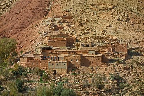 Adobe - Road of the Kasbahs, Morocco - Nov 2018