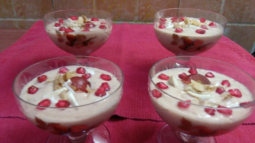 Healthy Fruity Dessert