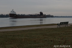 keb122018scnsr_rb (rburdick27) Tags: interlake interlakesteamshipcompany kayeebarker scenicmichigan sunrise stclairriver