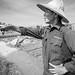 agricultural director, Tra Que Village