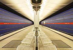 Am Hart (Anita van Rennes) Tags: amhart metro ubahn münchen