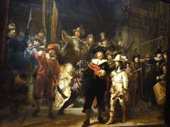 De Nachtwacht / Rembrandt Harmenszoon van Rijn (Beyond the grave) Tags: art nachtwacht rembrandtharmenszoonvanrijn rijnrembrandtharmenszoonvan rijksmuseum amsterdam holland netherlands painting
