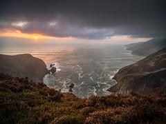 Slieve League - Donegal, Ireland - Seascape photography