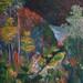 GAUGUIN,1885-90 - Paysage (Musée Picasso) - Detail 16