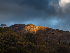 Lake District Light.jpg (Stephen B Jessop) Tags: 2018 autumn olympus england tree lakedistrict mountains clouds light stephenbjessop em5mk2