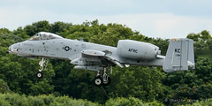 A-10C 80-0281/KC 303rd FS/ 442nd FW - AFRC (C.Dover) Tags: 303rdfs 800281kc warthog whitemanafb 800281 442ndfw rafleeming missouri usaf fairchildrepublic thunderboltii jaded thunder afrc a10c jadedthunder