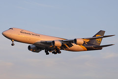 N609UP (jmorgan41383) Tags: n609up dfw kdfw aviation ups boeing boeing747