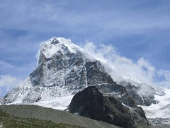 Dent Blanche (Itzlä ° ~~~✈) Tags: wallis switzerland montains alps itzlä 2017 landscape canona2200 sky clouds dentblanche ferpècle