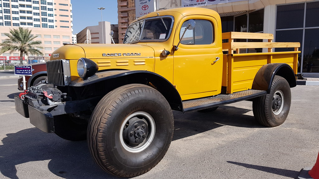 the world\u0027s newest photos of supercar and truck flickr hive mind1946 dodge power wagon (haseebahmed312) tags dodge truck powerwagon horsepower america american coupe