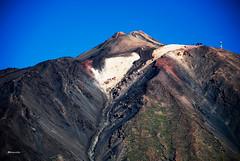 Teide Tenerife (rossendgricasas) Tags: teide tenerife canarias spain color blue colorimage colors sky mountain photography photographer photoday nikon