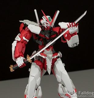 HiRM Astray Red Frame Gundam 30 by Judson Weinsheimer