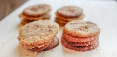 2018.12.15 Spiced Walnut Cookies and New CGM Sensor, Washington, DC USA 09155